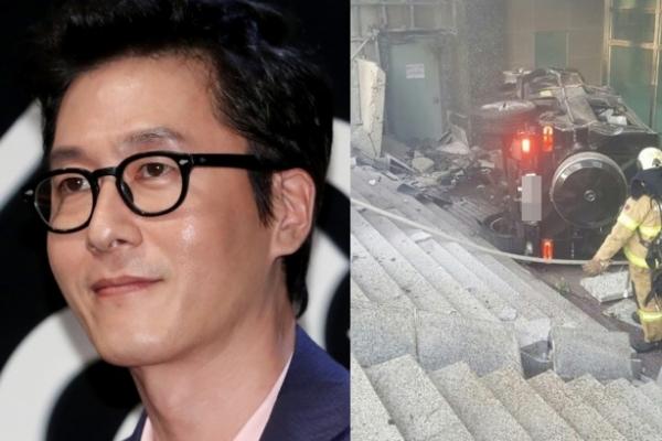 [Video] Actor Kim Joo-hyuk dies in car crash