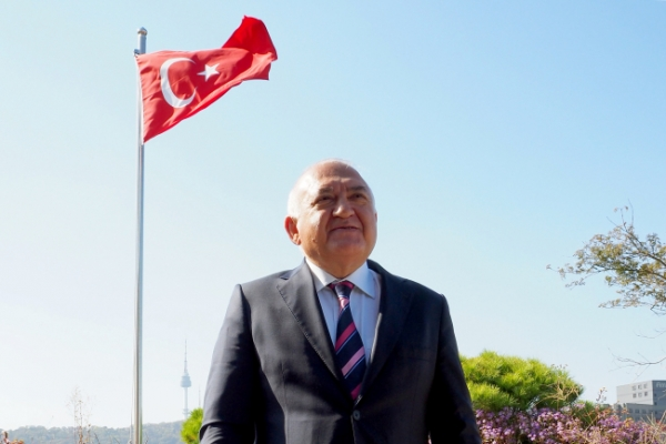 [Herald Interview] Looking beyond national interests with Turkey