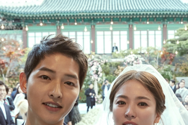 Song couple's marriage dominates Chinese media