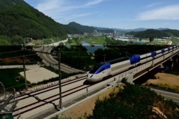 [PyeongChang 2018] Train to connect Seoul-Gangneung in 100 minutes