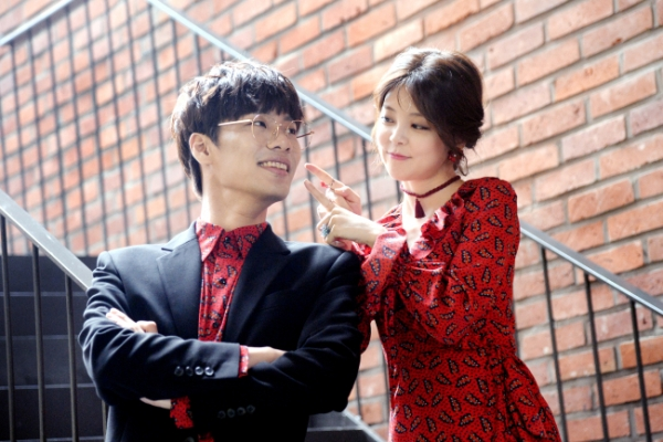 [Herald Interview] Heyne and Minsoo complete each other beyond music