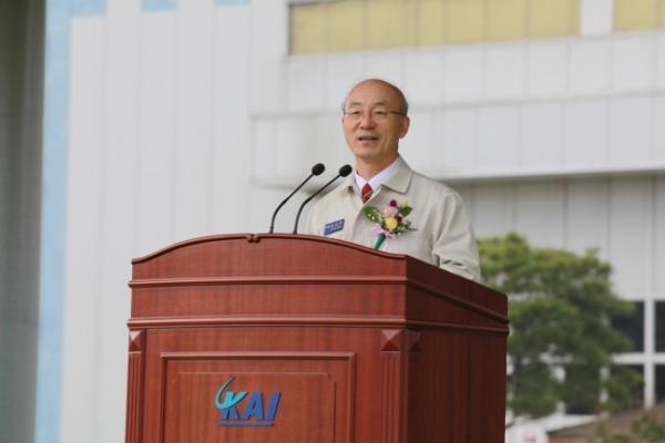 KAI faces cost-cutting pressure for T-X program: KAI chief