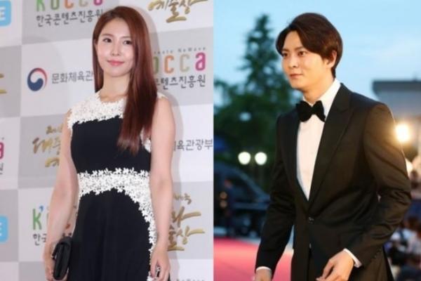 BoA and Joo Won confirm rumors of breakup