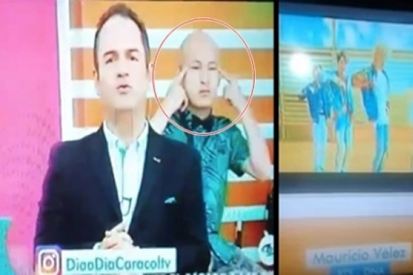 [Video] Colombian TV show mocks BTS for being Asian