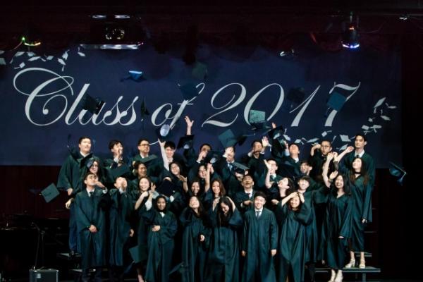 At Dwight School Seoul, passion ignites student success