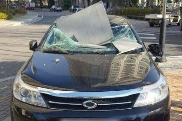 [Photo News] Earthquake shatters sense of security