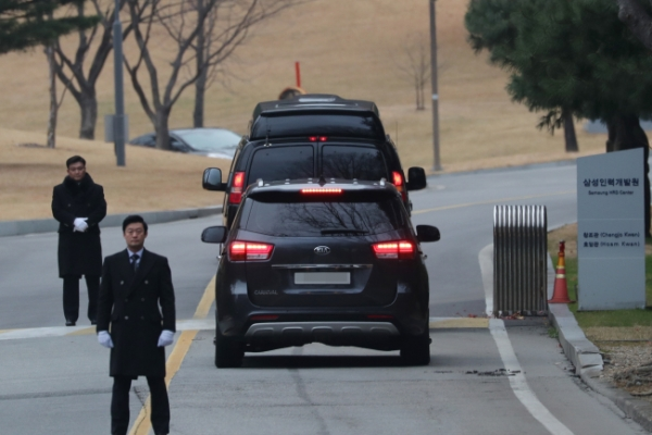 [Photo News] Memorial organized for late Samsung founder Lee Byung-chull