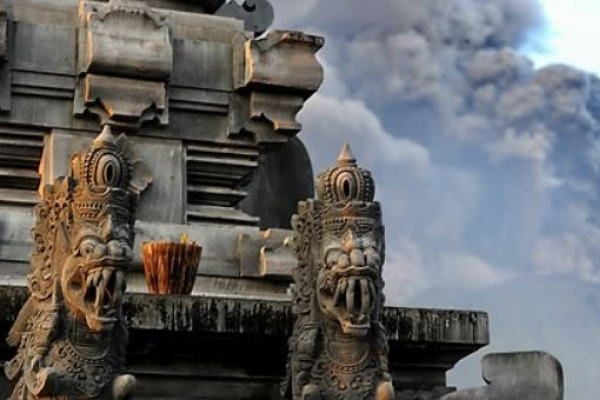 S. Korea to seek safety steps for its nationals in Bali on volcanic eruption