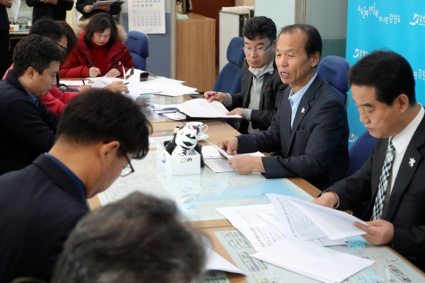 [PyeongChang 2018] Gangwon Province opens PyeongChang Winter Olympics call center line