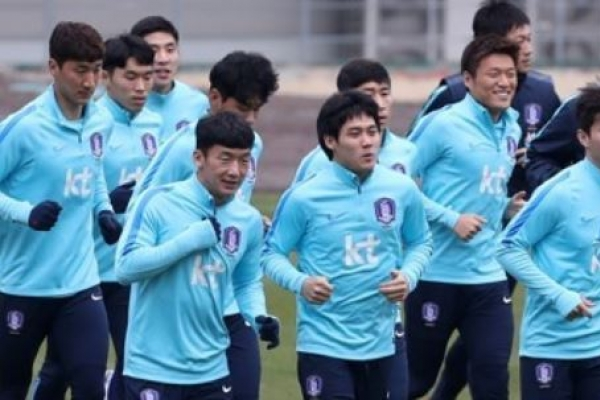 Korea hoping to avoid football powerhouses in 2018 World Cup draw