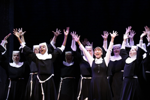 'Sister Act' opens in Seoul, wrapping up Asia tour