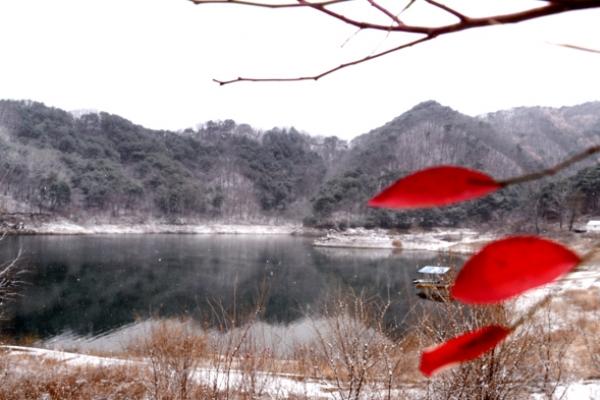[Photo News] Peninsula verging toward wintry days
