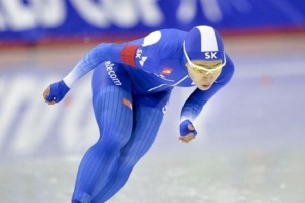 [PyeongChang 2018] Korean Lee Sang-hwa earns third silver in Speed Skating World Cup