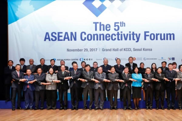 ASEAN connectivity woos smart tech, infrastructure investments