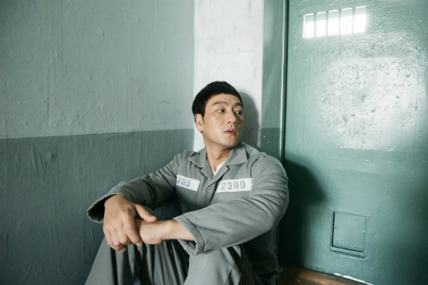 New black comedy about prison life tops weekly TV ratings