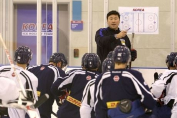 [PyeongChang 2018] Men's national hockey team to head to Russia for key pre-Olympic tournament