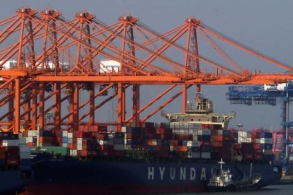 Korea's shipbuilding orders look to finish at world's No. 2 this year