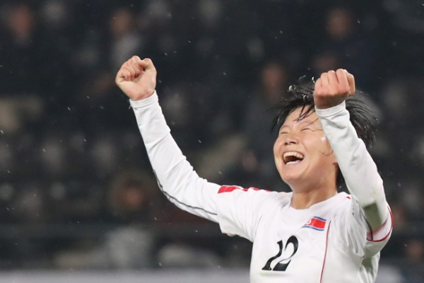 N. Korea women's football coach: We're not playing for money