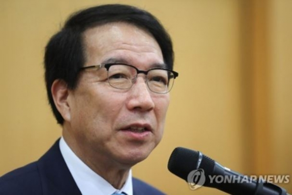 Ex-Prime Minister Chung Un-chan named new head of professional baseball