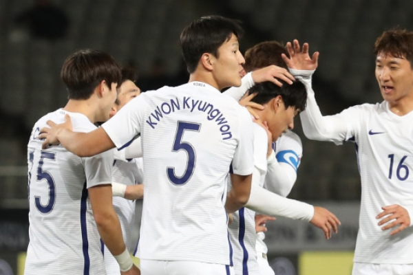 South defeats North 1-0 in inter-Korean men's football match in Japan