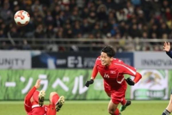 N. Korean footballer hopes to play in S. Korea in future