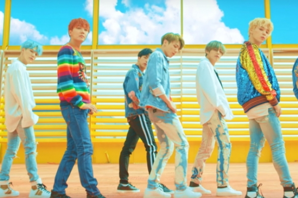 BTS' 'DNA' music video surpasses 200 million views