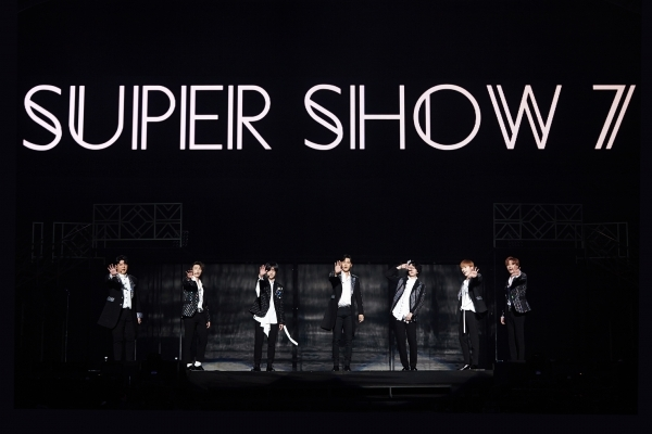 Super Junior wraps up 'Super Show 7' in Seoul