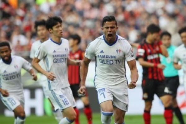 Korean top pro football scorer poised for transfer to Chinese club Tianjin