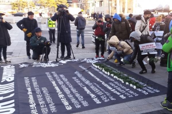 Groups mark International Migrants Day