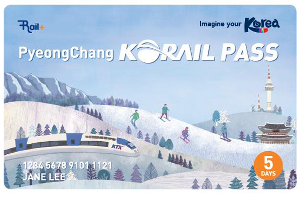 [PyeongChang 2018] Korea rolls out transit passes for foreign visitors