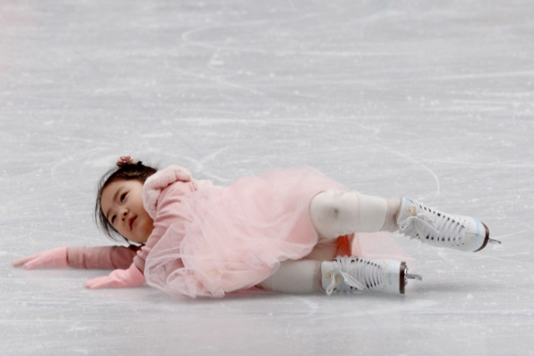 [Eye Plus] Season for ice skating