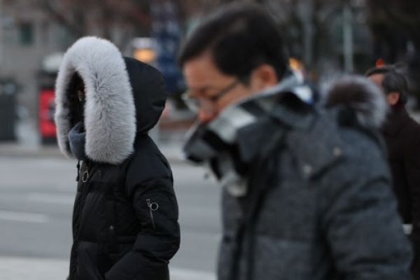 [Weather] Extreme cold wallops Korea Wednesday morning