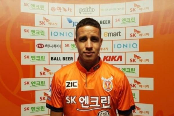 Korean football club Jeju sign ex-Brazil U-20 forward Roberson