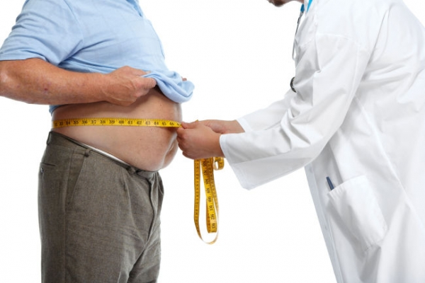 Obesity report shows difference between men, women according to wealth level