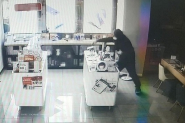 Serial thief allegedly steals more than 200 smartphones
