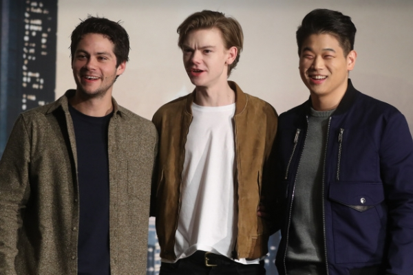 'Maze Runner' film series has its own identity: cast