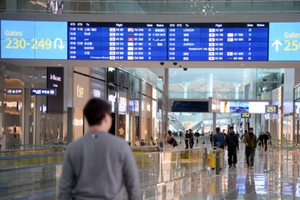 [Photo News] A week before Incheon's 2nd terminal opens doors