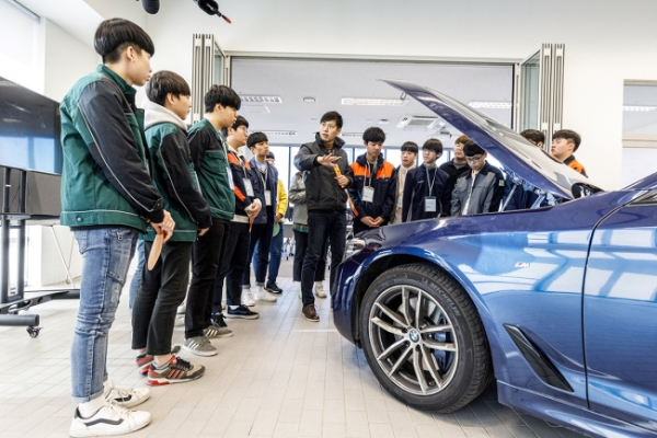[Photo News] BMW Korea hosts 5th Young Engineer Dream project