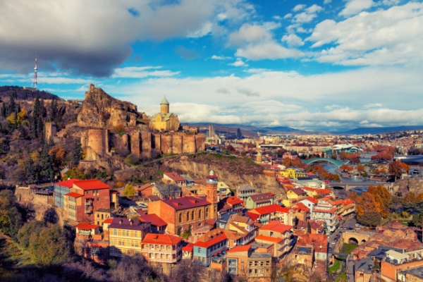Georgia touted safe, beguiling tourism destination