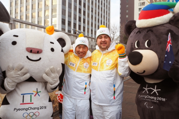 [Herald Interview] 'Australia will bring passion from down under to PyeongChang'