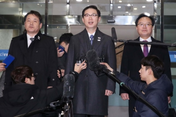 NK offers to send 230-member cheering squad, use land route