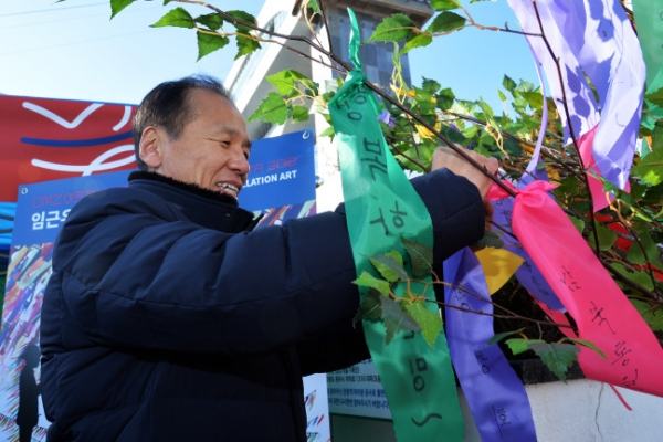 [Photo News] Foreign press tour in Gangwon Province