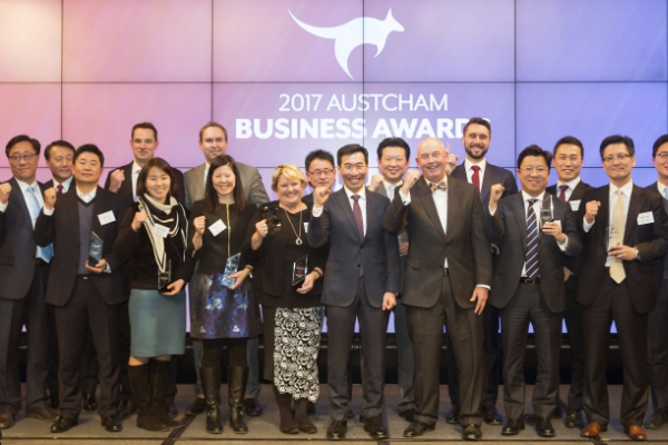 Australia, Korea celebrate business innovations