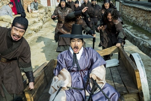 [Herald Review] 'Detective K: Secret of the Living Dead,' formulaic, funny, but not super-fun