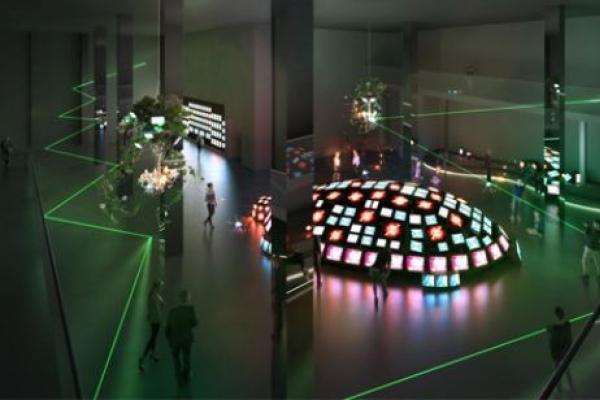 [PyeongChang 2018] Light-themed arts exhibition and performances at PyeongChang Games