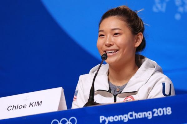 [PyeongChang 2018] Korean-American snowboarder feels no pressure from her star status in PyeongChang