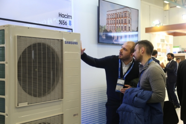 Samsung's air solutions target buyers in Middle East