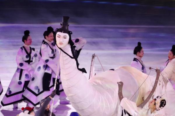 [PyeongChang 2018] 3 things you might have missed about the opening ceremony