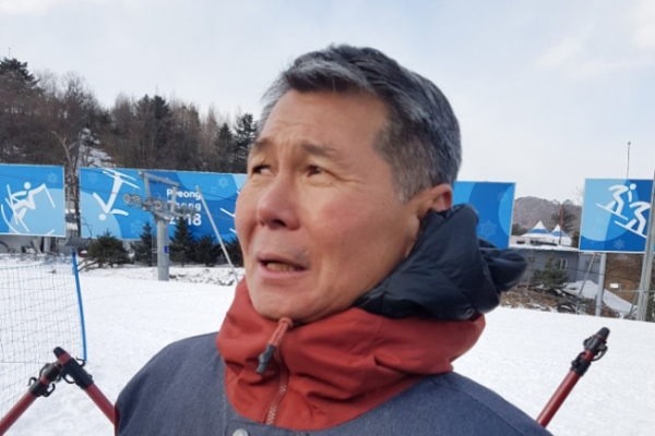 [PyeongChang 2018] Father of top US snowboarder says watching his daughter's debut was nerve-wracking