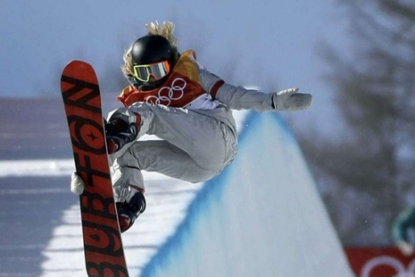 Snow Queen: Kim dominates to take gold in women's halfpipe